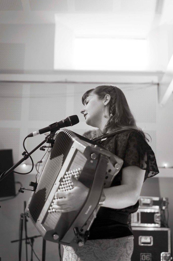 Mairearad Green - Shetland Folk Festival